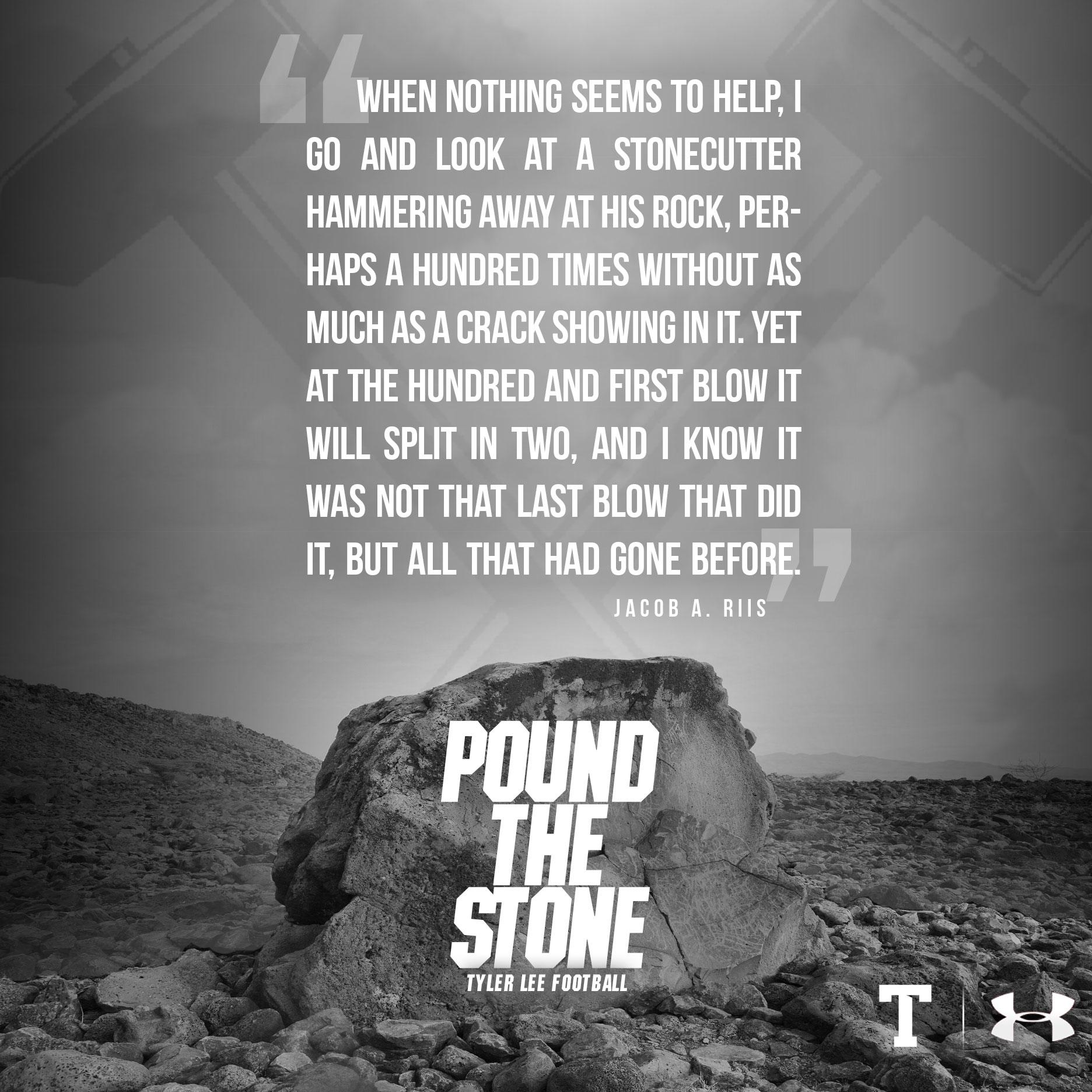 FB Pound the Stone